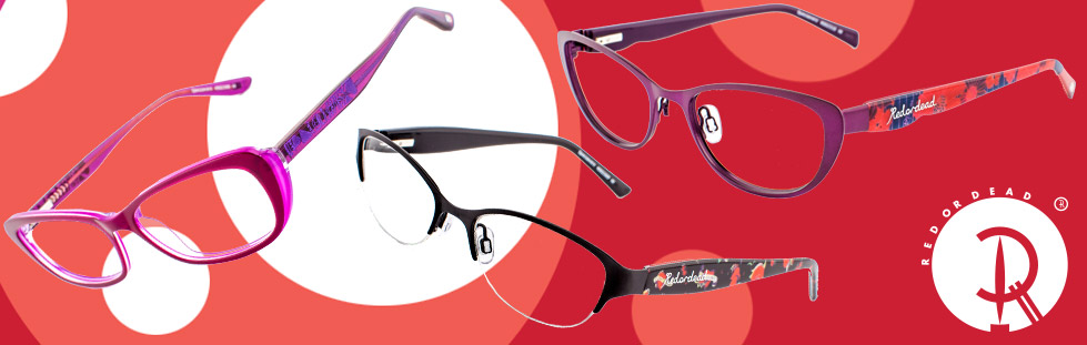 Featured Red Or Dead Glasses Specsavers Ie